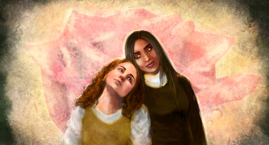Yza And Faty by Pinguicha
