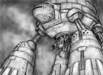 Metal Slug - Stone Turtle by Metal-Slug-fanatics