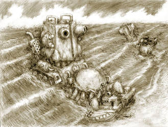 Metal Slug - Huge Hermit by Metal-Slug-fanatics
