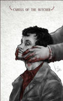Hannibal and Will ~ Caress of the Butcher by MR-chan