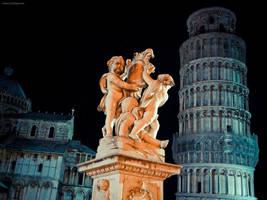 Italia 2009 - Ni~nos de Pisa by carbajo