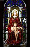 Italia 2009 - Virgen de Cristal by carbajo