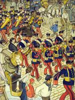 Museo De La Ilustraci'on Espa~nola 4 by carbajo