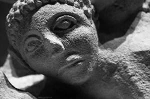 Museo Arqueol'ogico - Rostro 1 by carbajo
