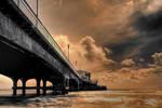 New Pier HDR by DavidCraigEllis