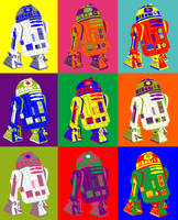 Pop Droids by siebo7