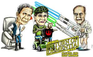 Senior Wars: Return of Dementia by siebo7