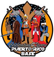 Rebel Legion: Puerto Rico Base 5th Anniversary by siebo7