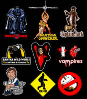 Mashups and Parodies by siebo7