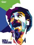 Serj Tankian by vinartvin