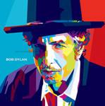 Bob Dylan by vinartvin