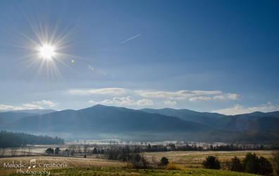 Morning Mountain Majesty by violakat03