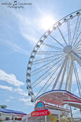 Wheel In The Sky by violakat03