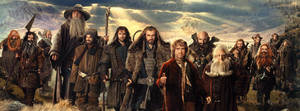 The Hobbit: An Unexpected Journey by derekpotter