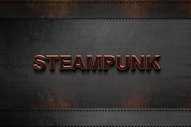 Steampunk Tendencies - Rivets series by Apolonis
