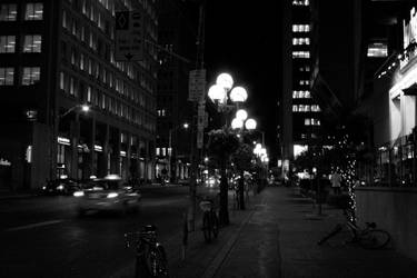 A Night in Toronto by norathedoorknob