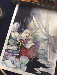 Discworld's Ysabell by DeyonSide