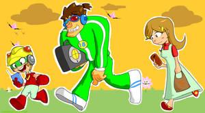 The Volt Gamers by KarakatoDzo