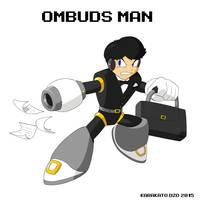 Ombuds... Man? by KarakatoDzo
