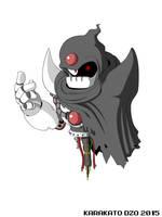 Ghost Man (Mega Man Revolution) by KarakatoDzo