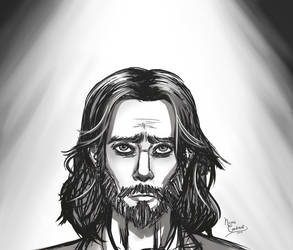 Gaius Baltar by NumiCardinal