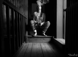 Vivi'smoke. by DanielH-photography