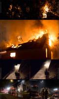 Wesley St Fire by darwin2kx