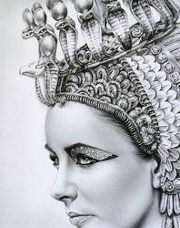 I am the Nile by IleanaHunter