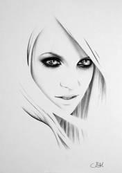 Britney Minimal by IleanaHunter