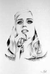 Katy Perry by IleanaHunter
