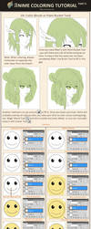 Anime Coloring Tutorial Part 2 by Marfrey