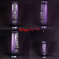 Xenomorph incense stick vase by Undead-Art