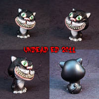 Dunny Style Vincent Cat by Undead-Art