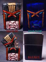 Dredd Zippo 1 by Undead-Art