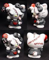 STFU Hello Kitty full turn by Undead-Art