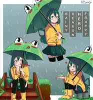 Rainy day by kimocchika