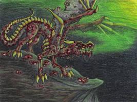 Undead Dragon -remake- by ShikaTheFox