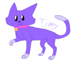 Tippy by TheAwesomestPikachu