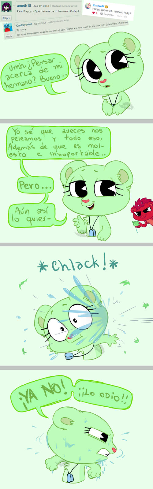 2# ask fankid: ask Flappy by HedgeFlak03