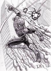 Spider-Man by YuriDevian