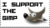 I support The Gimp by BelegStrongbow