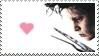 Edward Scissorhands 2 stamp by Strange-little-cat
