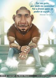 Rodolfo Abrantes (Raimundos e Rodox) by RoqueRenan