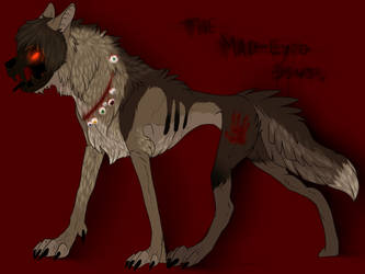 x The Mad-Eyed Devil x by CheshireWolf97