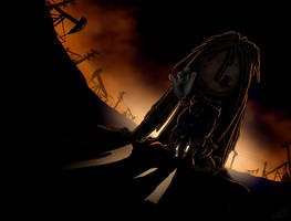 Child of Korn by rob-powell