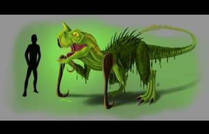 Venom Crag by rob-powell