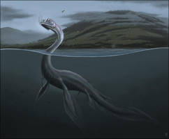 Nessy by rob-powell