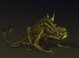 Marsh Creeper by rob-powell