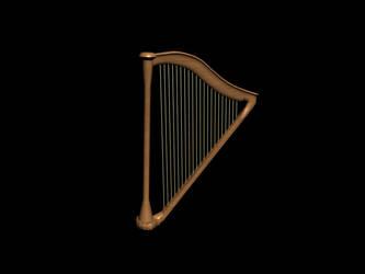 Harp by karst45