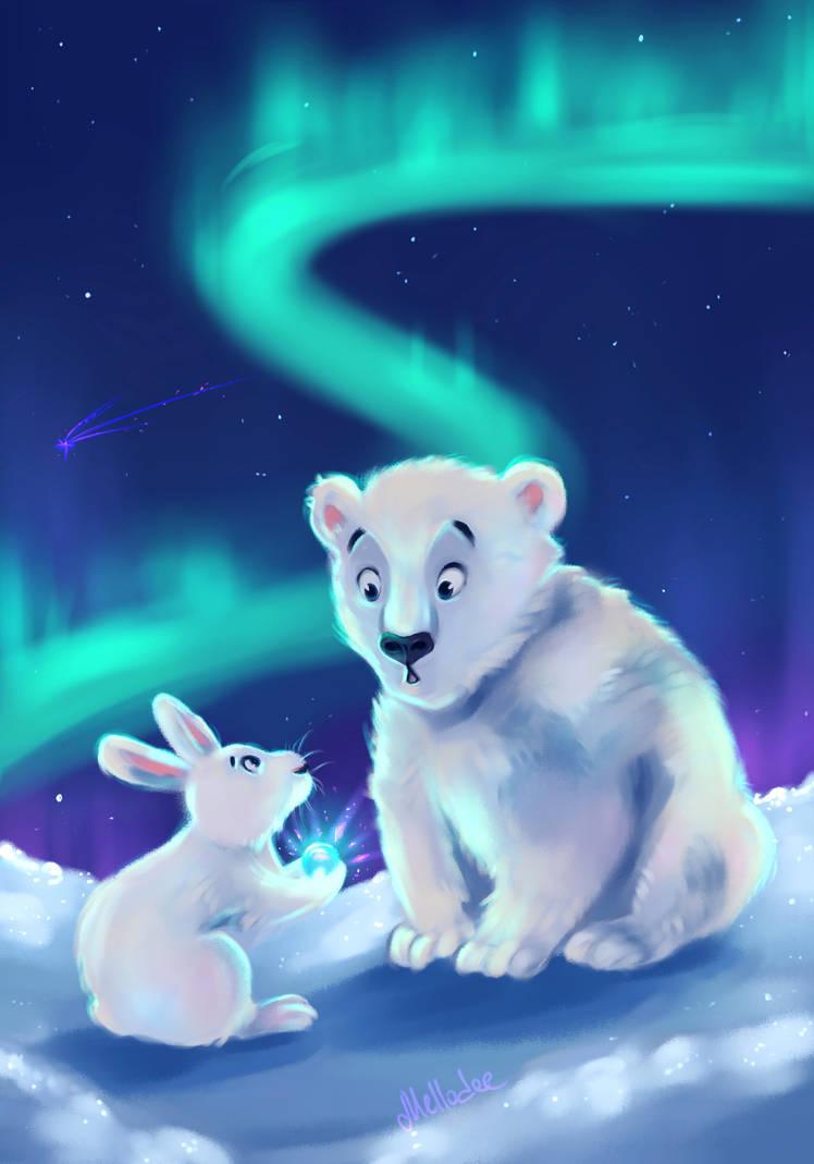 Polar Night by Mellodee
